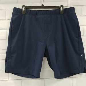 NWOT Hurley Alpha Trainer 18-in Shorts Men's L C2B